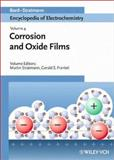 Encyclopedia of Electrochemistry, Corrosion and Oxide Films, , 3527303960