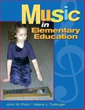 Music in Elementary Education, Flohr, John and Tollinger, Valerie, 0132413965