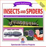 Janice VanCleave's Insects and Spiders, Janice Pratt VanCleave, 0471163961