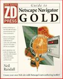 PC Magazine Netscape Navigator 2.0 Gold, Ziff-Davis Press Staff, 1562763962