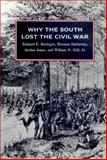 Why the South Lost the Civil War, Beringer, Richard E. and Hattaway, Herman, 0820313963