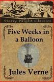 Five Weeks in a Balloon, Jules Verne, 1484093968