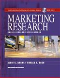 Marketing Research : Update Edition with SPSS 12.0, Bush, Ronald and Burns, Alvin, 0131643967