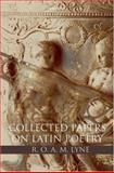 Collected Papers on Latin Poetry, Lyne, R. O. A. M., 0199203962