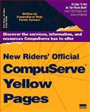 NLW Riders Official Compuserve Yellow Pages, New Riders Development Group Staff, 1562053965