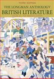 The Longman Anthology of British Literature : The Twentieth Century, Damrosch, David and Dettmar, Kevin J. H., 0321333969