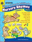 Full-Color Literacy Centers and Activities for Nursery Rhymes, Bobbie Wilson and Karen Brown, 0743933966