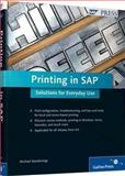 Printing in Sap : Solutions for Everyday Use, Szardenings, Michael, 1592293964