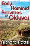 Early Hominid Activities at Olduvai, Potts, Richard, 0202363961