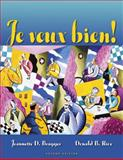 Je Veux Bien! Student Text, Bragger, Jeannette D. and Rice, Donald B., 0838423965
