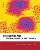 Science and Engineering of Materials, Askeland, Donald R. and Phulé, Pradeep P., 0534553966