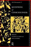 Questions of Consciousness, , 0415123968