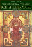 The Longman Anthology of British Literature, Volume 1, Baswell, Christopher and Schotter, Anne Howland, 0321333977