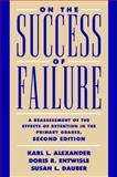 On the Success of Failure 9780521793971