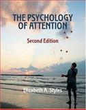 The Psychology of Attention, Styles, Elizabeth, 1841693979