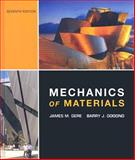 Mechanics of Materials, Goodno, Barry J. and Gere, James M., 0534553974