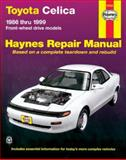 Toyota Celica Front Wheel Drive, 1986-1999, Larry Warren and John Haynes, 1563923971