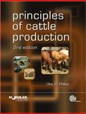 Principles of Cattle Production, TWD and Phillips, Clive J. C., 1845933974