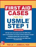 First Aid Cases for the USMLE Step 1, Le, Tao, 0071743979