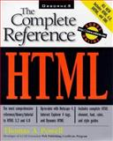 HTML : The Complete Reference, Powell, Thomas A., 0078823978