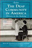 The Deaf Community in America, Melvia M. Nomeland and Ronald E. Nomeland, 078646397X