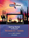 Your Office : Getting Started with Microsoft Outlook 15, Kinser, Amy S. and Stover, Barbara S., 0133143988