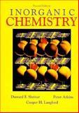 Inorganic Chemistry, Shriver, D. F., 0716723980