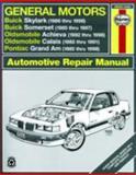General Motors N-Cars, 1985-1998, Richard Lindwall and John Haynes, 156392398X