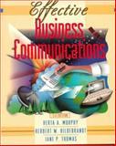 Effective Business Communications, Murphy, Herta A. and Hildebrandt, Herbert W., 007044398X