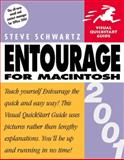 Entourage 2001 for Macintosh, Schwartz, Steve, 0201733986