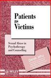 Patients as Victims 9780471943983