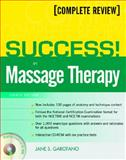 Success! in Massage Therapy, Garofano, Jane S., 0131743988