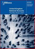 United Kingdom National Accounts 2007 : The Blue Book, Office for National Statistics, 140399398X