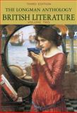 The Longman Anthology of British Literature, Volume 2, Damrosch, David and Dettmar, Kevin J. H., 0321333985
