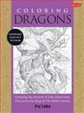 Coloring Dragons, John Howe, 1600583989