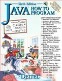 Java How to Program, Deitel and Associates Staff and Deitel, Harvey M., 0131483986