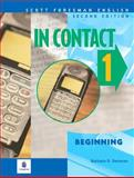 In Contact, Denman, Barbara R., 0201663996