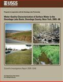 Water-Quality Characterization of Surface Water in the Onondaga Lake Basin, Onondaga County, New York, 2005-08, U. S. Department U.S. Department of the Interior, 1496133994