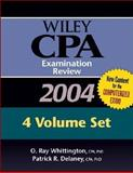Wiley CPA Examination Review 2004, Delaney, Patrick R. and Whittington, O. Ray, 047146399X
