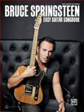 Bruce Springsteen Easy Guitar Songbook, Alfred Publishing Staff and Bruce Springsteen, 0739093991