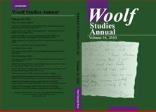 Woolf Studies Annual Vol 16, , 0944473997