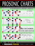 Fretboard Chord Charts for Guitar, Tony Pappas, 098896399X