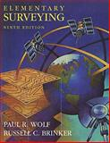 Elementary Surveying, Wolf, Paul R. and Brinker, Russell C., 0065003993