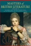Masters of British Literature 9780321333995