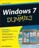 Windows 7 para Dummies, Andy Rathbone, 0470523999