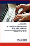 A Comparison Between Asp Net and Php, Mridula Angepat and Sneha Prabha Chandran, 3659103993