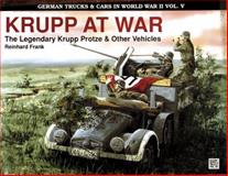 German Trucks and Cars in WW II, Reinhard Frank, 0887403999