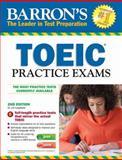 Barron's TOEIC Practice Exams with MP3 CD, 2nd Edition, Lin Lougheed, 1438073992