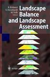Landscape Balance and Landscape Assessment 9783540673996