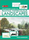 The Duffer's Guide to Watercolour Landscapes, Don Harrison, 0004133994